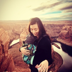 Baby Tula Carrier Horsehoe Bend