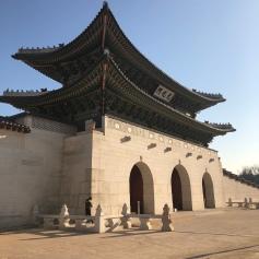 Gyeongbok Palace Seoul